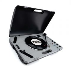 Reloop SPiN Portable Turntable System Bluetooth Record onto USB DJ Disco Vinyl Scratching