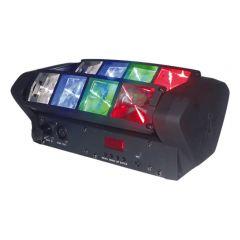 SS Mini Spider RGBW LED Beam Effect Light DJ Disco Lighting