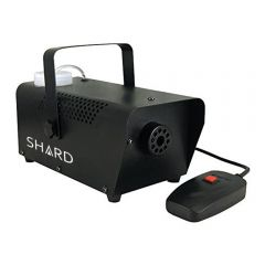 Shard 400W Smoke Machine inc Remote *B-Stock*