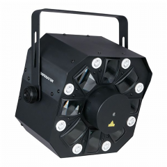 Showtec Dominator LED Effect 3 in 1