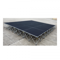 Simply Sound 6m x 6m Stage Deck Riser Staging & 40cm Height Legs Stage Riser Package