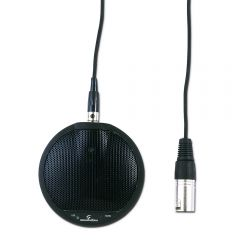 Soundsation BM-630-B Boundary Microphone (Black)