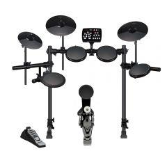 Soundsation REALKIT-HOME Electric Drum Kit Foldable Rack + Advanced Sound Module