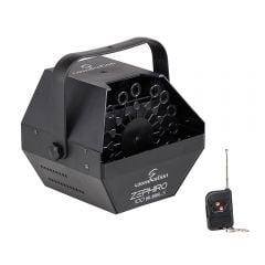 Soundsation ZEPHIRO100 Compact Bubble Machine inc Wireless Remote