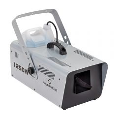 Soundsation Zephiro 1250 Snow Machine with Wireless Remote *Box Torn*