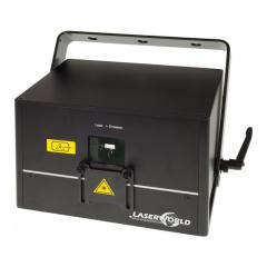 Laserworld DS-1000RGB Shownet DMX 900mW Laser