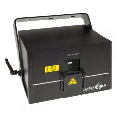 Laserworld DS-3000RGB Shownet Laser
