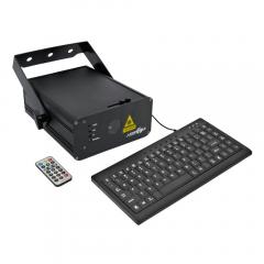 Laserworld EL-500RGB KeyTEX Live Text and Pattern Laser