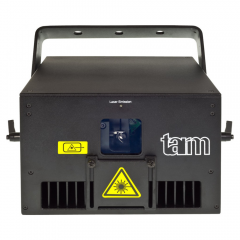 Laserworld Tarm 2.5 FB4 Laser Projector Full Color Whitelight RGB Integrated QuickShow