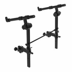 Stagg 1st Layer Set of Keyboard Arms to mount on a Keyboard Stand Extension Top Mount