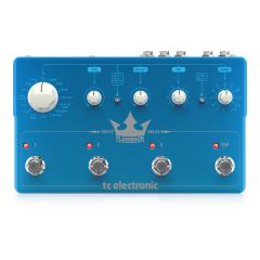 TC Electronic Triple Flashback Delay Intuitive Three-Engine Guitar Pedal