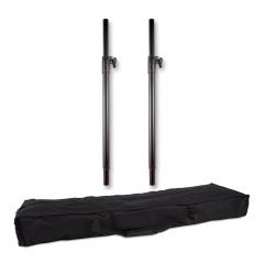 2x Thor SP001 Adjustable 35MM Speaker Poles inc Carry Bag