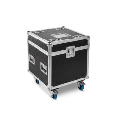 Cameo EVOSA W7 DUAL CASE Flightcase for 2 x CLEW7