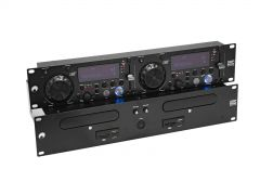 Omnitronic Xdp-3002 Dual Cd/Mp3 Player
