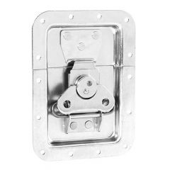 Adam Hall 17254 S Butterfly Latch Large with Spring non Cranked 10 mm Deep