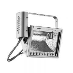 LDR Luci Della Ribalta Rima A150 150W Discharge Floodlight, Silver