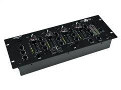 Omnitronic Pm-444Usb 4-Channel Dj Mixer