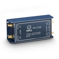 Palmer LI 03 Line Isolation Box 2 Channel