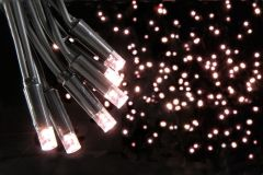 LYYT 90 LED Heavy Duty Static String Light - Warm White