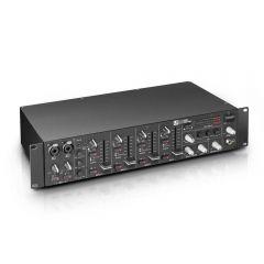 "LD Systems ZONE 423 19"" 2-Zone Mixer 2U"
