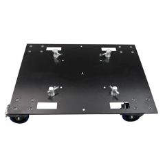 Global Truss Base Plate with Castors (F44BASE-D)