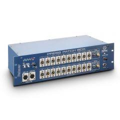 Palmer PB 20 S Press Patch Box 10-Channel Stereo / 20-Channel Mono