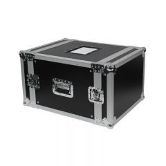 eLumen8 8U Rack Flight Case