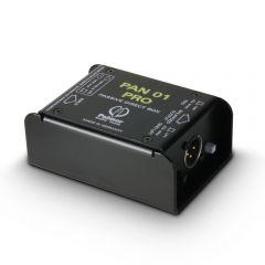 Palmer PAN 01 PRO Professional DI Box passive
