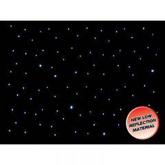 LEDJ DMX 6 x 3m LED Starcloth System, CW MKII