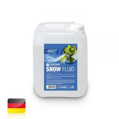 Cameo Snow Fluid 5L Special Fluid for Production of Foam