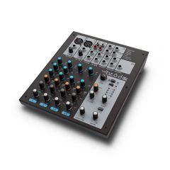 LD Systems VIBZ 6 D 6-Channel Mixing Console with DFX