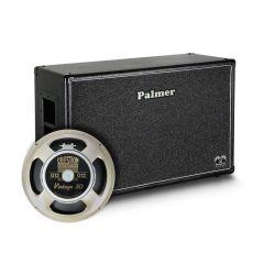 "Palmer CAB 212 V30 OB Guitar Cabinet 2 x 12"" with Celestion Vintage 30 8/16 Ohm"