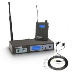 LD Systems MEI 100 G2 B 6 In-Ear Monitoring System wireless band 6 655 - 679 MHz