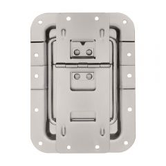 Adam Hall 270836 Lid Stay Large Cranked with Hinge