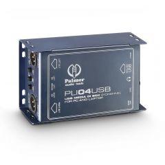 Palmer LI 04 USB 2-Channel USB DI Box and Line Isolator