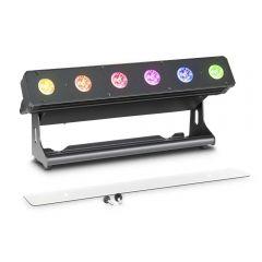 Cameo PIXBAR 500 PRO Professional 6 x 12 W RGBWA + UV LED Bar