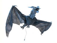 Europalms Halloween Flying Dragon, 120Cm