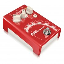 TC Helicon Battery Vocal Effects Stompbox with Reverb, Echo and Pitch Correction
