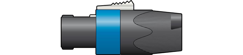 Neutrik Speakon NL4FC NL4FX Plug
