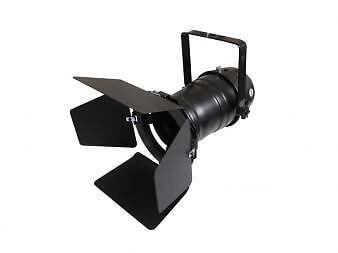 Pulse PAR16 (240V) Black Spotlight