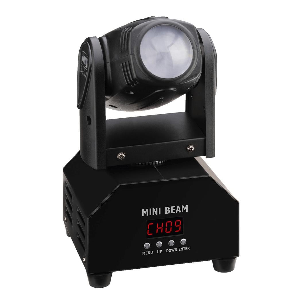 IMG Stageline Beam-40/WS Mini LED Moving Beam