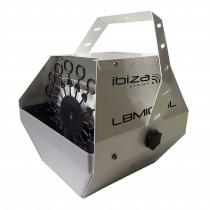 Ibiza Light LBM10 High Output Bubble Machine (White)