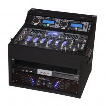 Ibiza Sound DJ1000 MKII Powered DJ Station