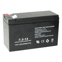 Ibiza Sound PORT15 Replacement Battery (12V 7.2AH)