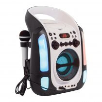 Mr Entertainer Karaoke Machine CDG Bluetooth MP3 includes Microphone Sound System