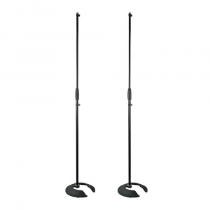 2x Thor MS002 Stackable Microphone Stands
