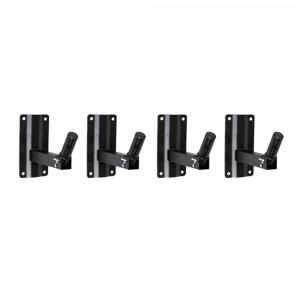 4x Thor WB001 Speaker Wall Brackets