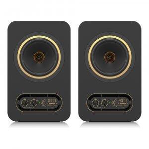2x Tannoy Gold 5 Studio Monitors 200W