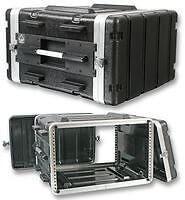 "Pulse 6U ABS 19"" Rack Flightcase"