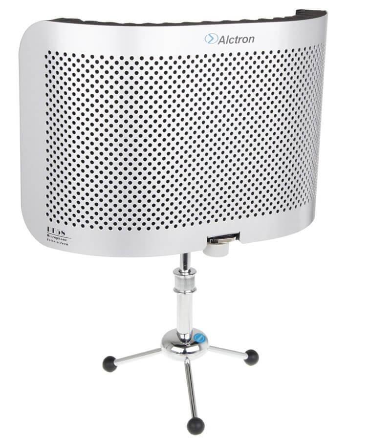 Alctron PF58 Portable Desk Microphone Reflexion Filter